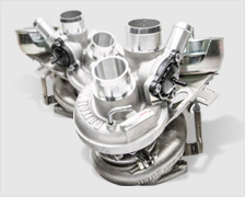 Turbocharger Products, Parts and Accessories