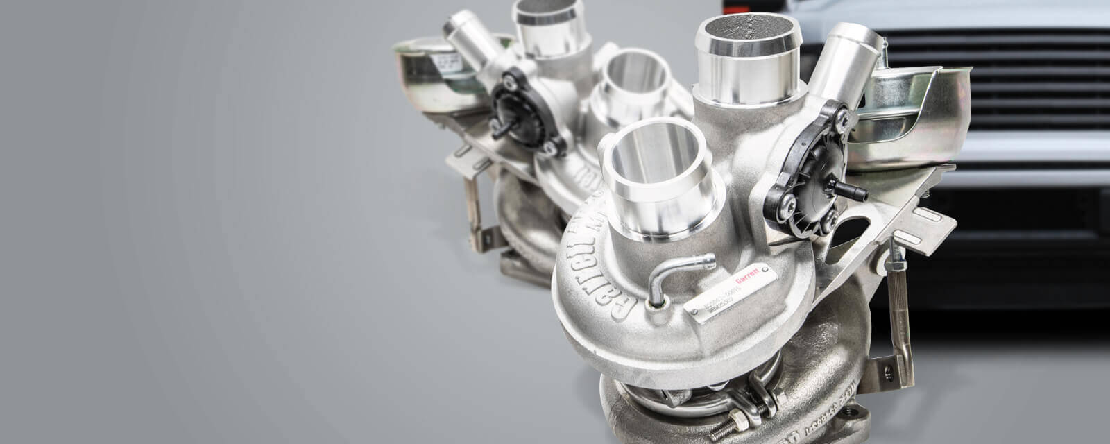 2011-2017 EcoBoost Turbochargers from Garrett