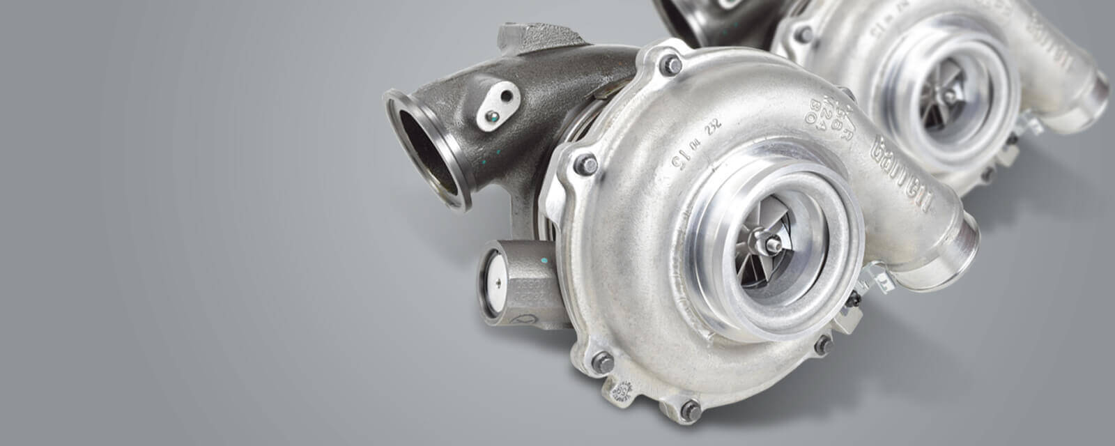 Garrett Turbochargers for 6 Liter Fords