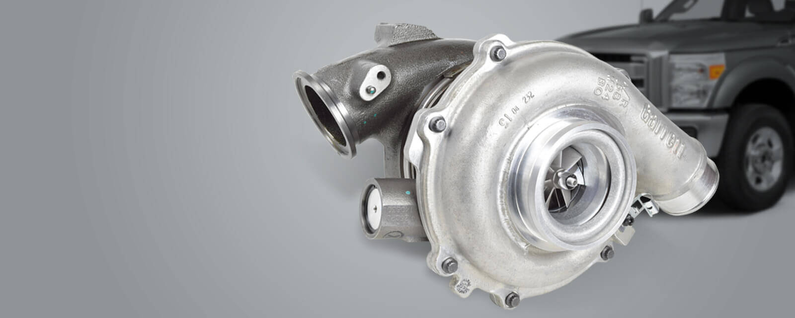 Garrett Turbochargers for Six Liter Applications